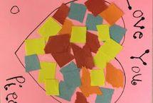 First Grade Valentine Ideas / by Katie Clum