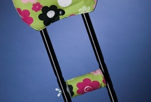 Pimp my crutches / by Diane Hodge