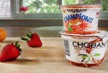 Healthy snacks / by Christine Chapman