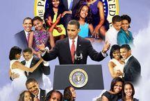 President Barack Obama ~First Black Royal Family / by Darlene Mayle Roberts