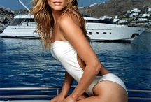 White Hot Swimwear / by Sports Illustrated Swimsuit