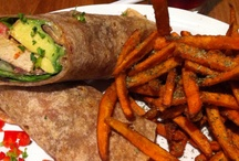 Scrumdiddlyumptious! / Yummy foods! / by Kerri Kane