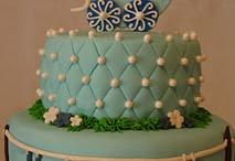 Cake ideas / by Melissa Prigmore