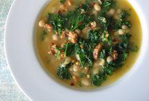 Soup & Salad / by Kathy Robinson