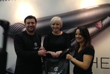 Salon International 2013 / The UP team headed down to Salon International this weekend.  / by Unleashed Potential