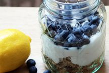 Mason Jar Breakfast Ideas / by Chrystie at Coupon Karma Blog