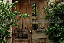 Knock...knock / by Donna Cagle