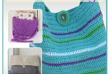 Crochet bags / by Selena Snow