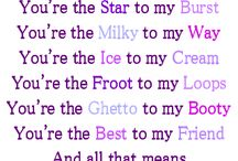 Sayings I love / by Jordan Clausen