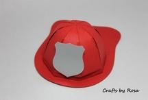 Firefighter Party Ideas / by Gretchen | Three Little Monkeys Studio