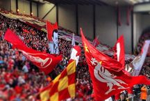 #thekop / Our board dedicated to the voice of the fans - use #thekop and we'll choose the best of your photos to appear here and on our official website. / by Liverpool FC