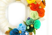 Wreaths / by Kristie Young