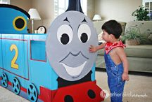 {Theme} Thomas The Train Birthday / by Corner Stork Baby Gifts