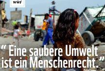 Zitate / Quotes / by WWF Deutschland