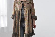 fall/winter sewing inspiration / by Samantha Millard