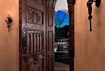 Interiors - Doors & Archways / by Shannon