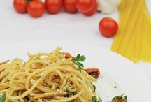 Pasta / by Ambika's Kitchen