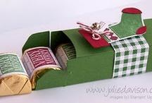 su treat boxes / by Lavinia Dow