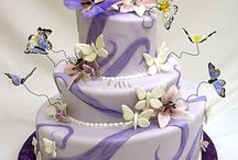 Cakes and CupCakes for Weddings  / ideas for events and fun  / by Tatum Soullier