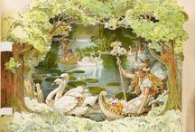 Fairy Poetry and Art / by Tina Liddie