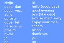 Slovenian!! / All things Slovenian. / by Jennifer Calhoun