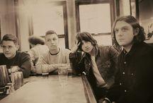 The Arctic Monkeys / by Allatay Zwiers