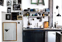 jens kitchen / by Anne Pascale