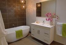 bathroom inspiration / by Keiran Shield