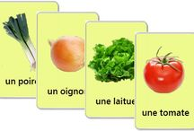 French Flashcards / by Learn French Lab