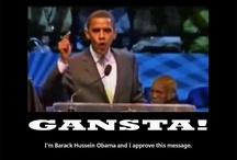 America against Obama / by Kimberly Spencer