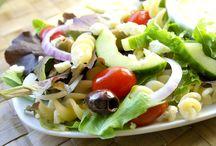 Salads / by Dawn Mcgowan