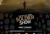 Army Entertainment / by Army Family and MWR Programs