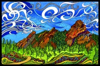 ☀i ᏝᎧᏉᏋ my rocky mountain high☀ / by pjk Muah