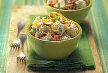 Perfect Potato Salads / by Famous Idaho® Potatoes