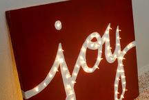 """Inspiration   Holiday Lighting / Nothing says """"Holiday Season"""" like the twinkling of lights on a snowy background, or colorful string lights wrapped around a Christmas tree. Get inspired with us while we round up some of our favorite holiday lighting projects on Pinterest. / by Pegasus Lighting"""