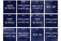 Fitness Plan / Need to update or start a fitness plan? We can help you with ideas on where to start and how to improve! / by WellnessMats Fitness