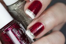 Holiday nails / by Valentina Mejia