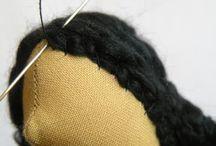 dollmaking / by Dorte Duran Roman
