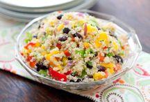 Vegetarian Dinner Recipes / by Alyssa Cuevas