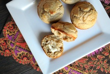 Recipes - Muffins, slices and cookies  / Muffins, Slices, Cookies, Biscuits and other sweet morsels  / by Paula Morgan