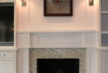 Fireplace / by Leslie Powers