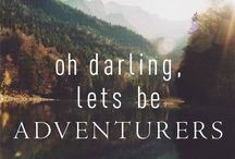 Adventure and Wanderlust / by Schae Tiefenthaler