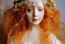 Dolls / by Pat Rosengrants