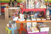 Craft Show Displays / Display ideas to show off quality handmade items at Craft Shows / by BlissfulPatterns