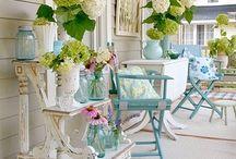 Front Porch Ideas / by Kristii Lockart