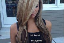 Hair & makeup / by Evelyn Hernandez