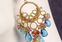 Fashion, Hair and Jewelry / by Judy Glynn