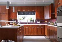 Kitchen design / by Cheryl Nowak
