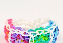Rainbow loom / by Jan Campsall