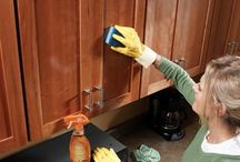 Cleaning tips / by Sherry Baggett